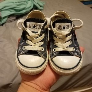 Converse All Star athletic shoes size 5